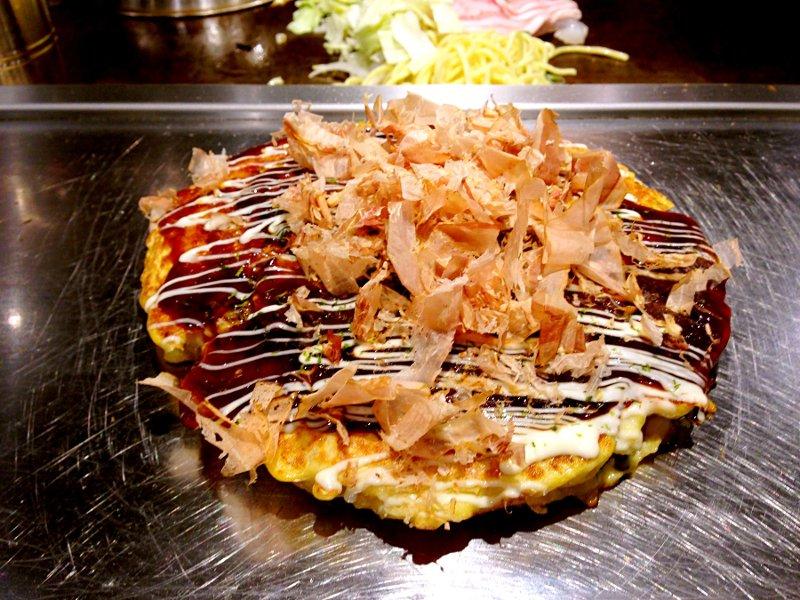 Okonomiyaki Chain Store – 44 – The Demon King Made Contact