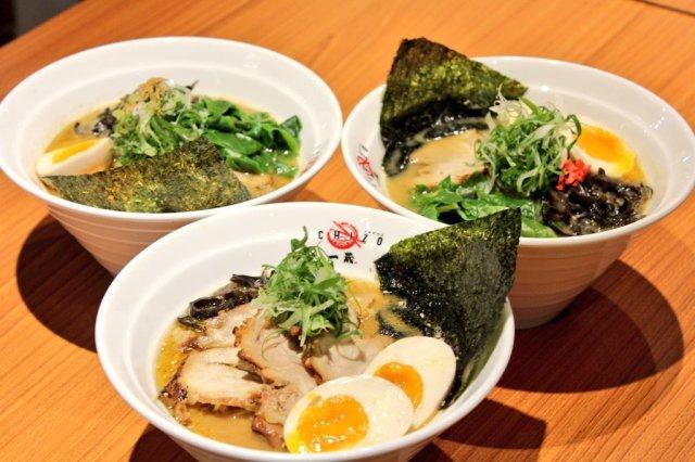 Okonomiyaki Chain Store – 28 – Ramen with Gyoza