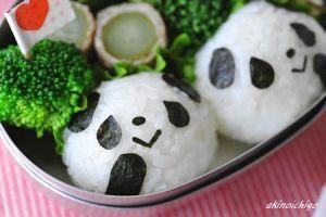 Little Cooking Saint – 0171 – Panda Rice Balls (a)