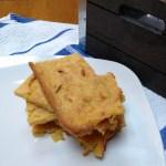 Grain-Free Chickpea Flat Bread