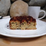 Grain-Free Coffee Cake