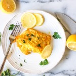 roasted turmeric cod