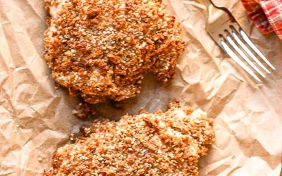 Sprouted Grain Chicken Cutlets