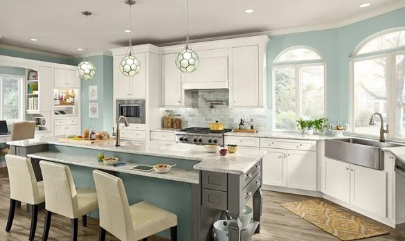 Carole Kitchen   Bath Design   Kitchen People   Woburn MA Kraftmaid Kitchen
