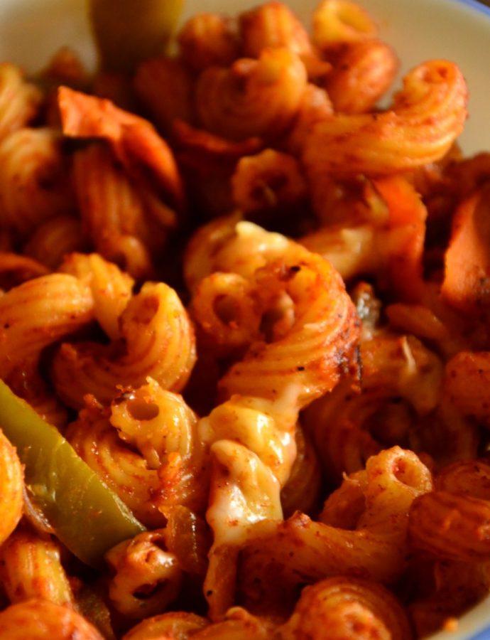 Comforting Macaroni, My Mom's Way