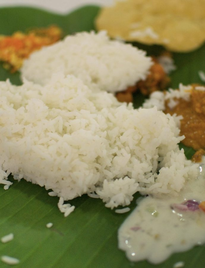 Homemade Sadhya ~ Parippu Dal Curry