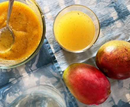 Aam Panna, a lip-smacking Indian mango drink!