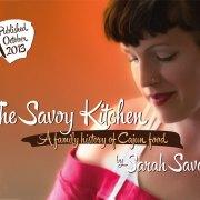 Savoy Kitchen promo postcard