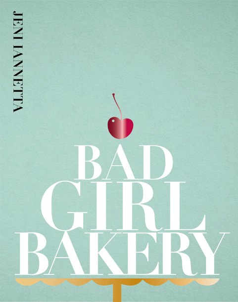 Book Cover of Bad Girl Bakery
