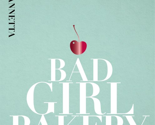 Bad Girl Bakery book cover