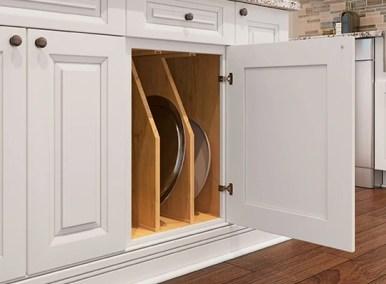 Tray Divider - Kitchen Envy Cabinets