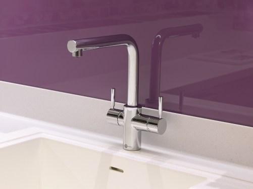 Hot water taps