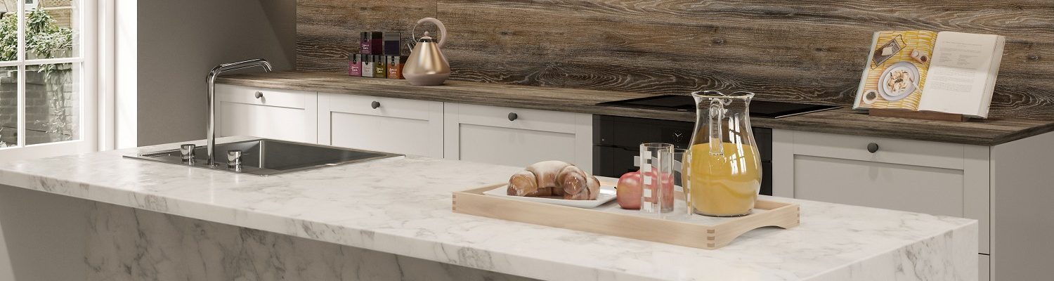 Options Turin Marble from Bushboard