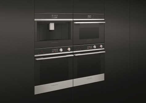 Kitchens Review Oven Fisher & Paykel