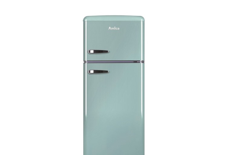 Retro Fridge Amica Kitchens Review