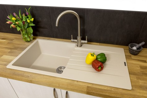 Harlem collection Kitchens Review Sinks