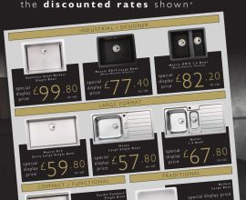 Sinks _Taps_showrooms_Retailers_promotion_Abode