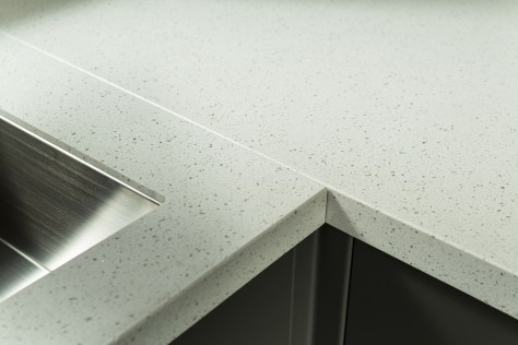 Maxtop Quartz Diamond sparkle worktop