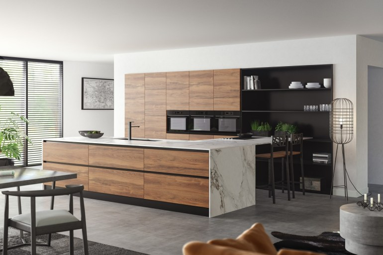 City Chic Kitchen Keller Kitchens