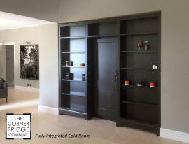 Cold room storage