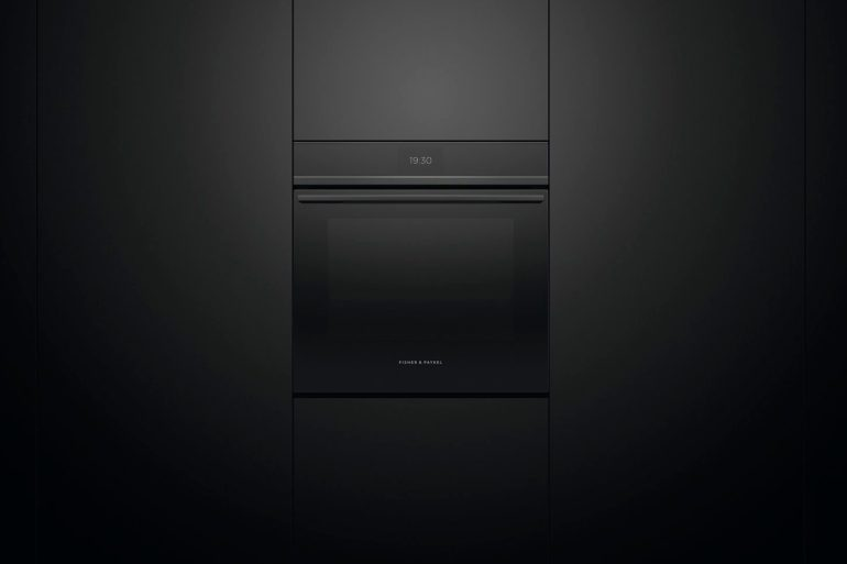 touch screen Fisher & Paykel