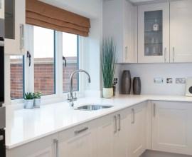 Insinkerator Hayfield housing development 4n1 touch taps