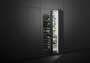 Fisher & Paykel wine cellar