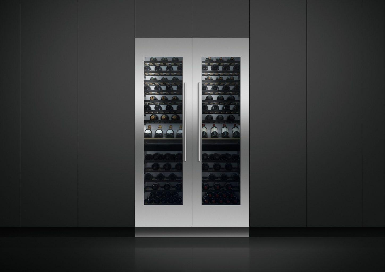 Column wine cabinet Fisher & Paykel wine cellar