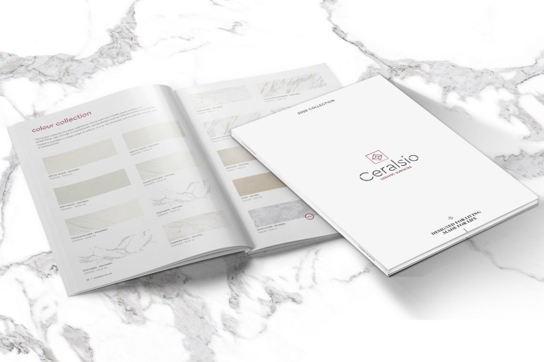 New Ceralsio brochure from CRL Stone
