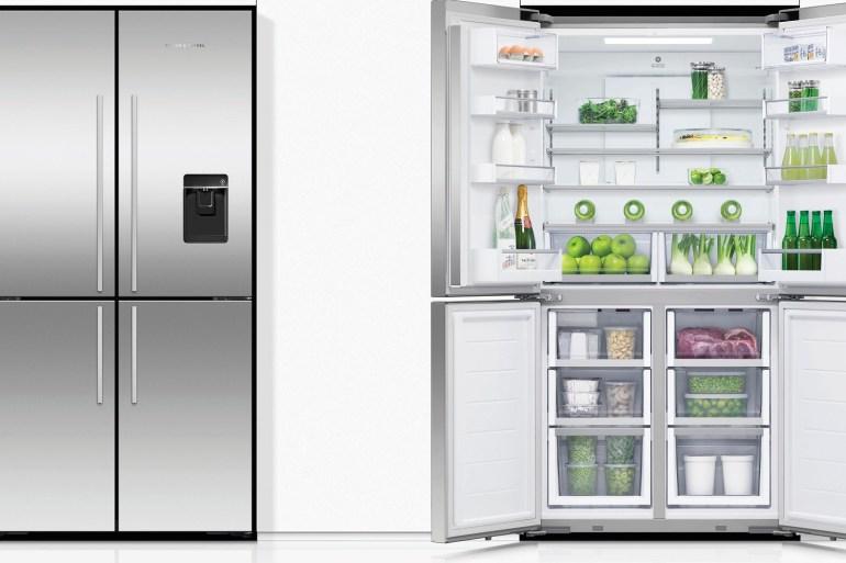Wuad Door fridge Freezer Fisher & Paykel