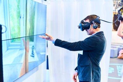 Virtual Worlds 4D Theatre