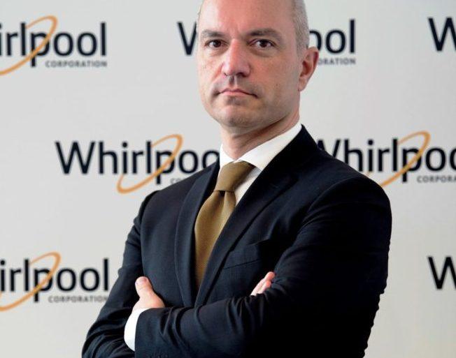 New Marketing Director at Whirlpool UK
