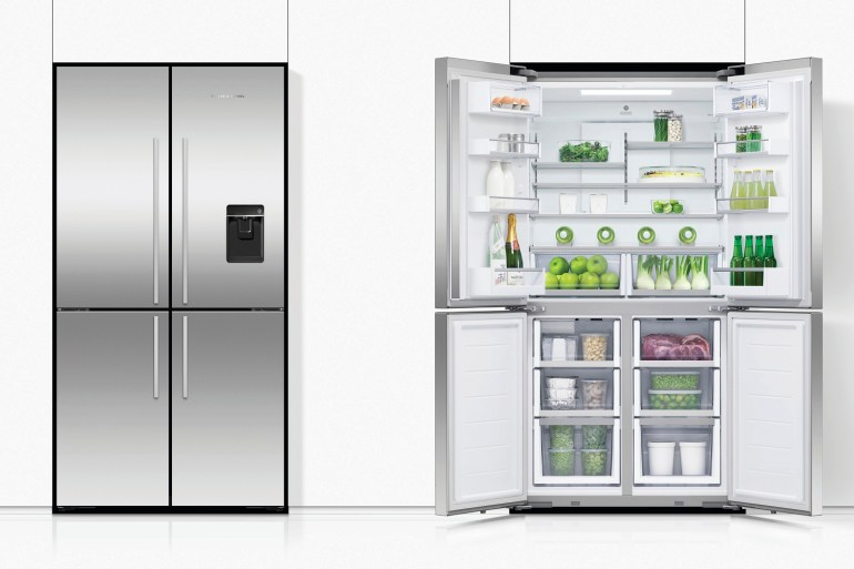Best Fridge Freezer T3 Award Fisher & Paykel