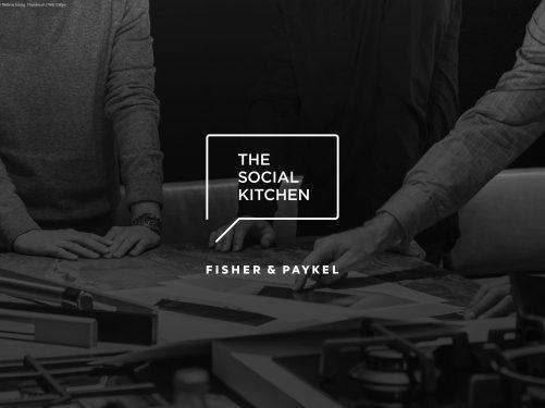 Fisher & Paykel London Design Festival 2020