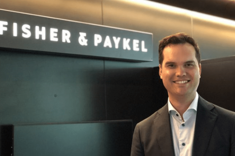 Fisher & Paykel MD wins award