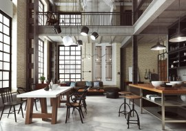 Design Disasters Industrial style