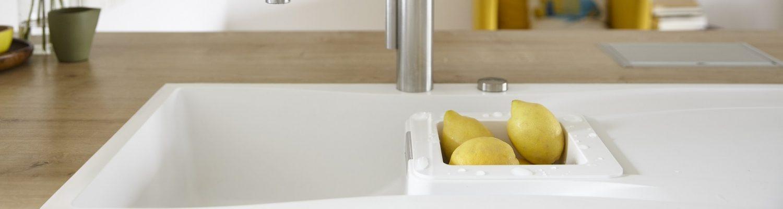 Kitchen sink design Rangemaster Schock
