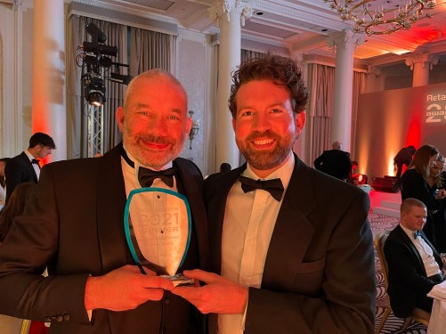 Virtual Worlds Retail Systems Award