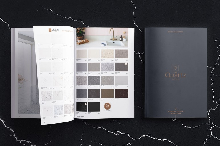 CRL Stone Quartz brochure