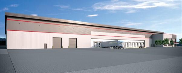 CIH Distrbution Yorkshire Warehouse