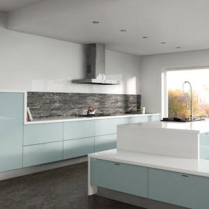 cheap gloss kitchens