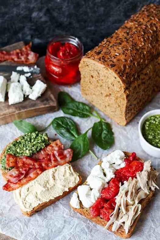 The 9 Combination Sandwich - Nicky's Kitchen Sanctuary