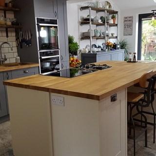 Kitchen Sanctuary Kitchen Reveal! Plus Video!