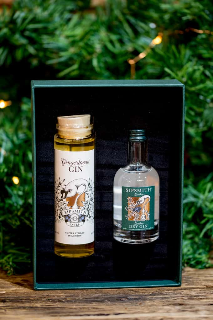 Sipsmith Gingerbread Gin
