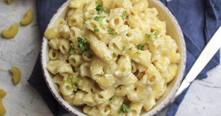 OnePot Mac and Cheese