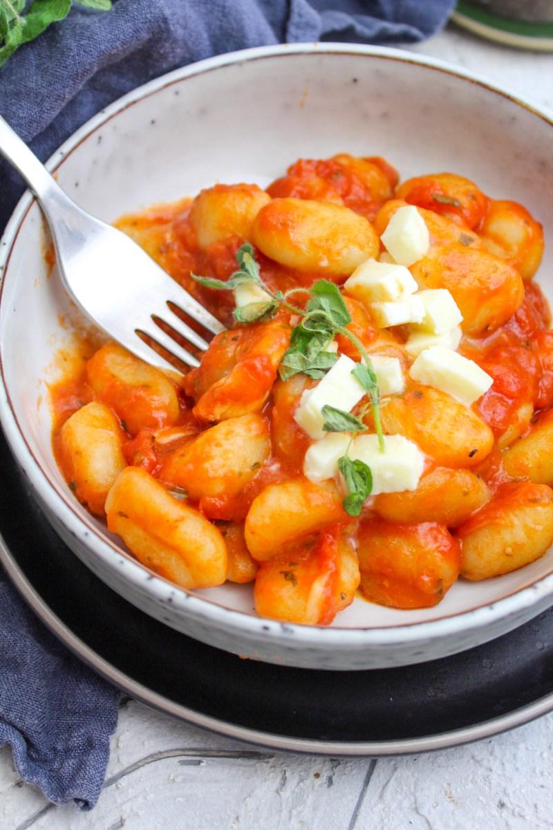 Tomaten Gnocchi