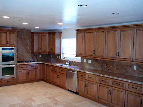 Coffee Glazed Maple Kitchen Cabinets And Bathroom Vanities Information Page Kitchens Pro