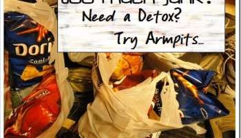 You Can Detox Through Your Armpits   Unless You're Clogging them