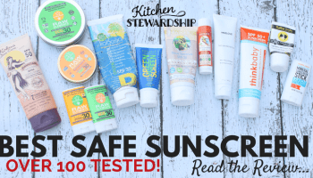 Sunscreen and Cancer: Zinc Oxide vs  Chemical Sunscreens