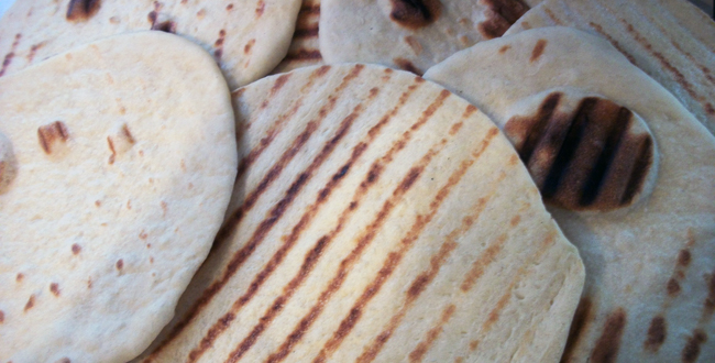 Flavorful Homemade Flatbread
